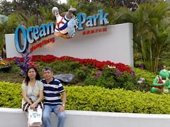 Ocean Park Hong Kong April 10, 2008