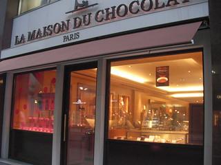ラ・メゾン・デュ・ショコラ(LA MAISON DU CHOCOLAT)