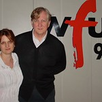 T-Bone Burnett at WFUV with Claudia Marshall