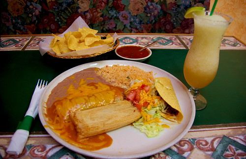 comida mexicana EUA