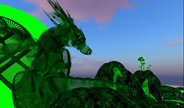 GREEN HELL DRAGON | Fl...