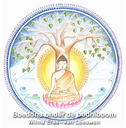 29. Boeddha onder de bodhiboom