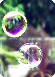 I'm Forever Blowing Bubbles...