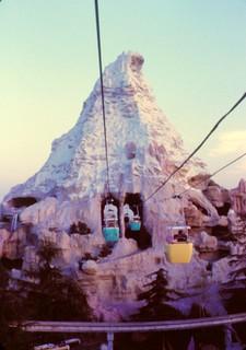 """""""Matterhorn,"""" Disneyland"""