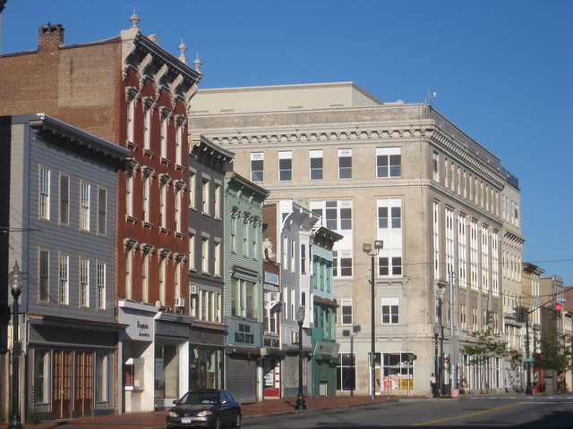 Lucky 8 Auto >> Main Street and Lucky, Platt, and Co. | Poughkeepsie, New ...