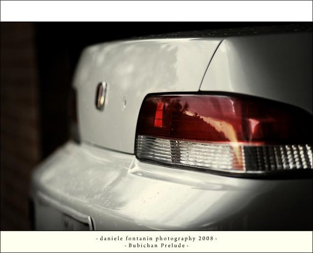 Honda Prelude - Lights and shadows