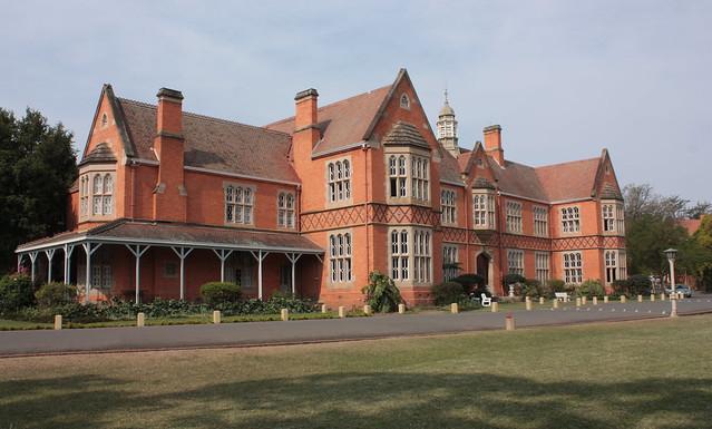 Red Hall Hotel Bury