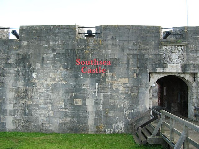 Southsea Castle04 - the Entrance Gate