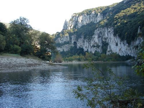 Ardeche Valley France