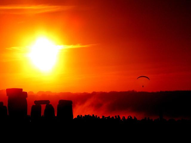 Solstice Dawn