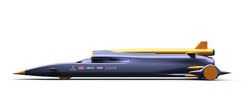 carro mais veloz do mundo atingira 1600 km h mach 1 4 em 2011 off topic forum autoracing. Black Bedroom Furniture Sets. Home Design Ideas