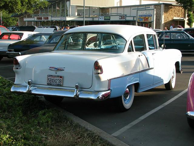 1955 chevrolet 210 4 door sedan 39 5bxh238 39 3 flickr for 1955 chevy 4 door sedan