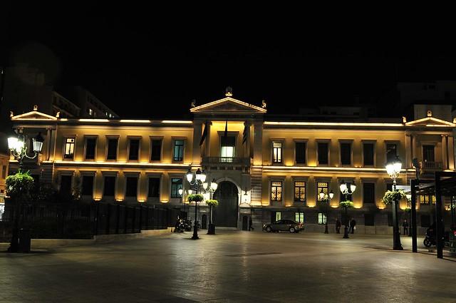 Athens.National bank of Greece.