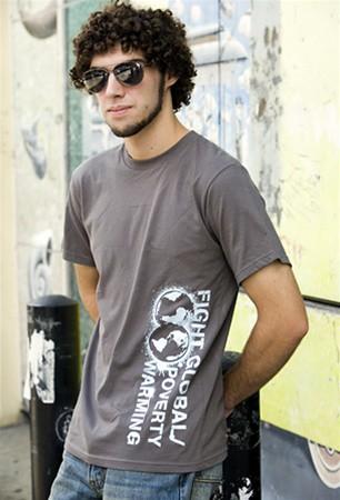 Autonomie Project Organic Cotton Men's T-Shirt @ TheGreenloop.com