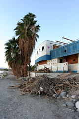 The North Shore Yacht Club at the Salton Sea