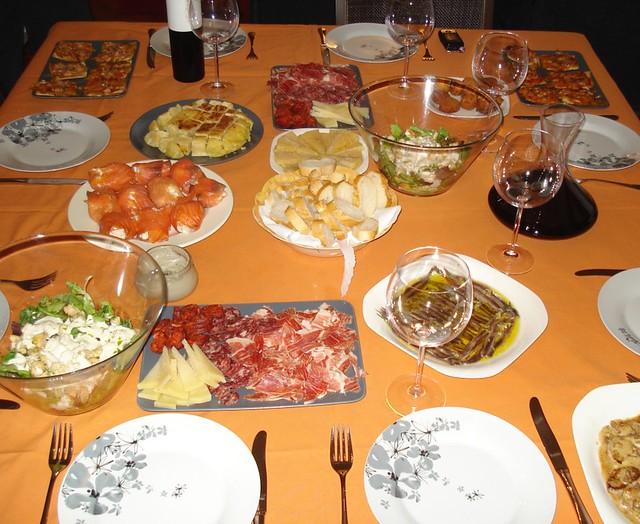 Blogs de cocina selecci n de 10 cenas f ciles y r pidas Como hacer comida facil y rapida en casa
