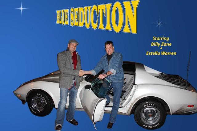"Billy Zane with ""The Legend"" & Terry Blackburn"