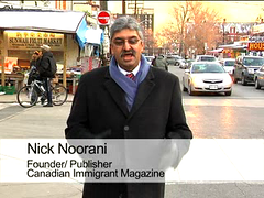 Awards - Top 25 Canadian Immigrants