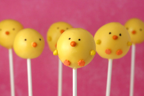 Easter Cake Pop Decorations : Easter Cake Pops Flickr - Photo Sharing!