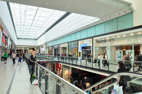 Waterstone's at the Arndale Centre, Manchester