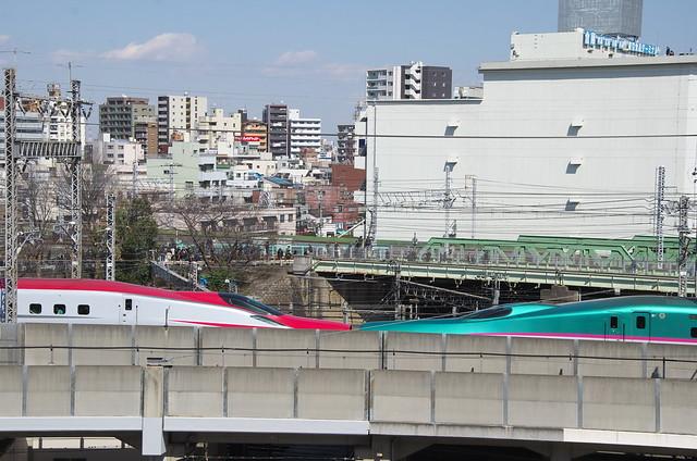 Tokyo Train Story 2014年3月8日