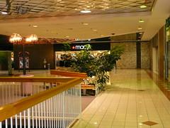 Overland Park, KS Metcalf South Shopping Center (a dead mall) Macy's