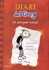 Jeff Kinney, Diari del Greg