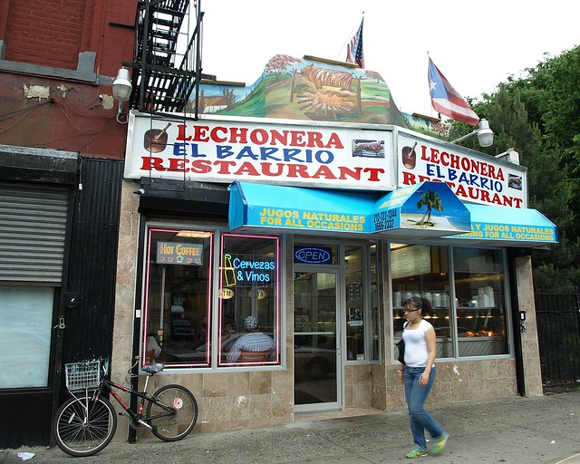 ... El Barrio Restaurant, Spanish Harlem, New York City | Flickr