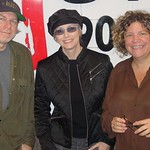 Emmylou Harris with Buddy Miller and Rita Houston