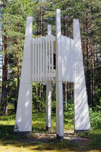 finland belfry pihtipudas muurasjärvi
