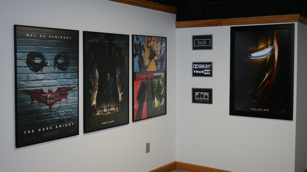 decent inexpensive movie poster frames? - Blu-ray Forum