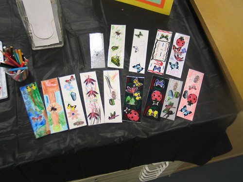 Buggy Bookmarks
