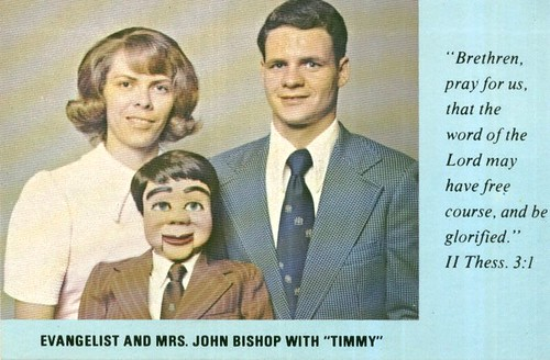dummy Timmy evangelists