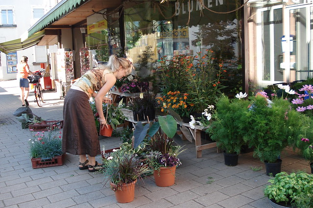 FLOWER SHOP IN WEHR