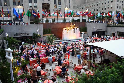 Visit the Rockfeller Center - Things to do in New York City