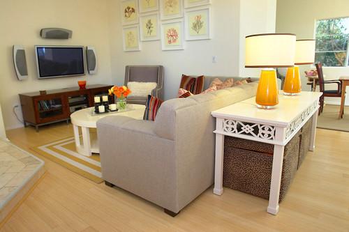 Redesigned Living Room: After 2