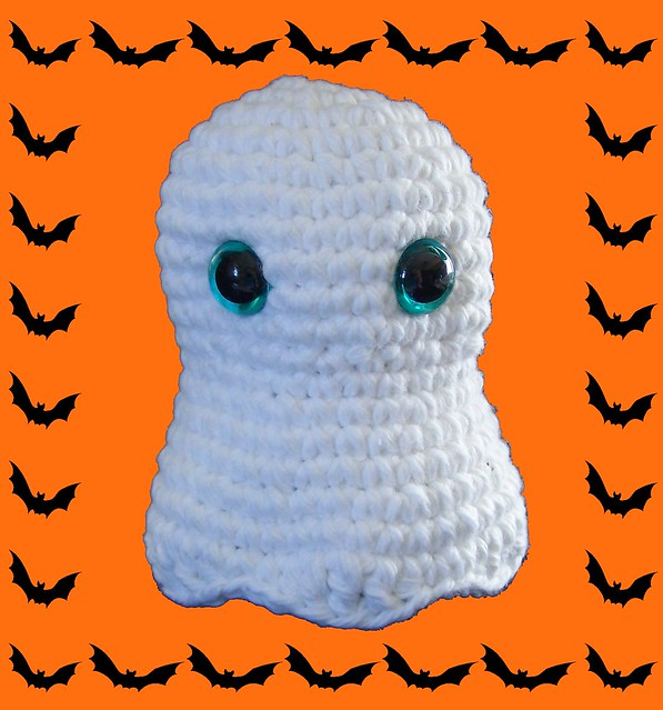 Crochet Amigurumi Ghost : Free Ghost Amigurumi Crochet Pattern Flickr - Photo Sharing!