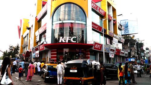 KFC, Mumbai, India.JPG