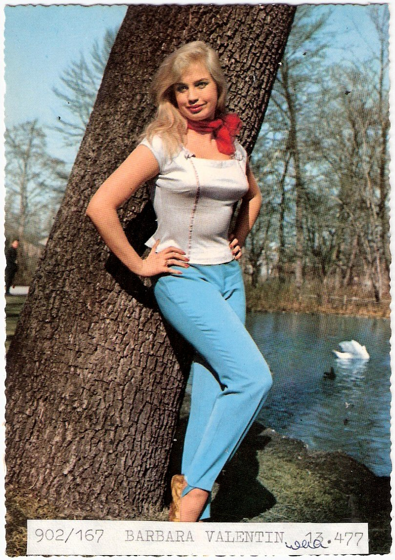 Barbara Valentin Nude Photos 80