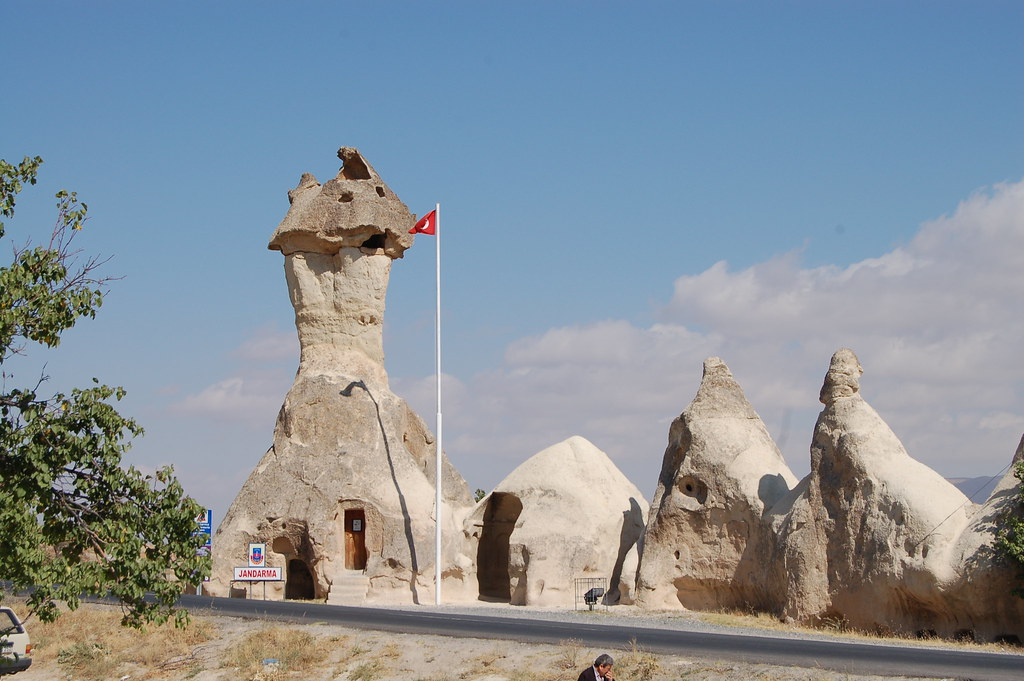 Cheminees De Fees Cappadoce Turquie Hube Marc Flickr