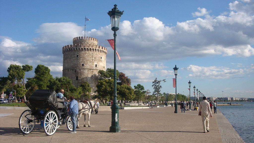Thessaloniki , Greece  /  my favo pic from Greek Set!