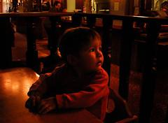 Derek, Old Town Pizza, Downtown Klamath Falls, Oregon