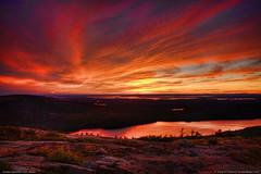 Twilight in Acadia