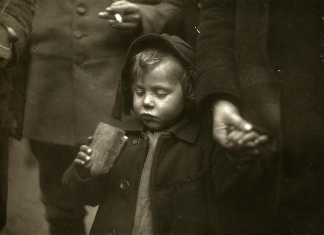 Eerste Wereldoorlog, vluchtelingen