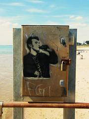 Banksy in Frankston!!