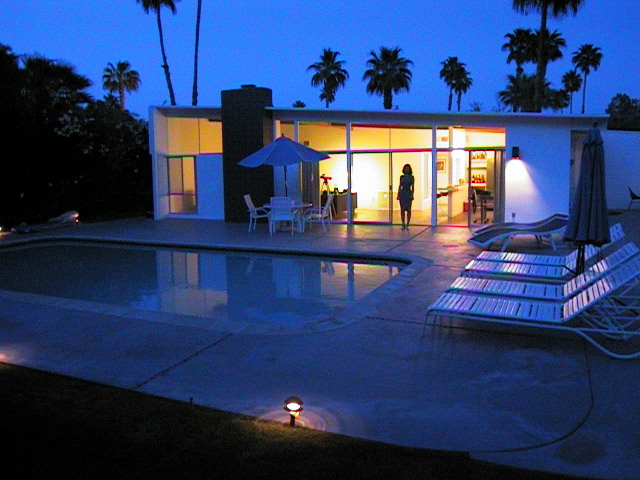 Palm Springs House / Maison à Palm Springs
