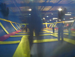 Bouncing off the Walls
