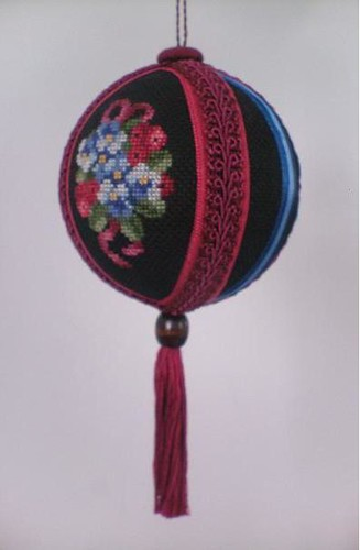 Christmas Greeting Globe Ornament