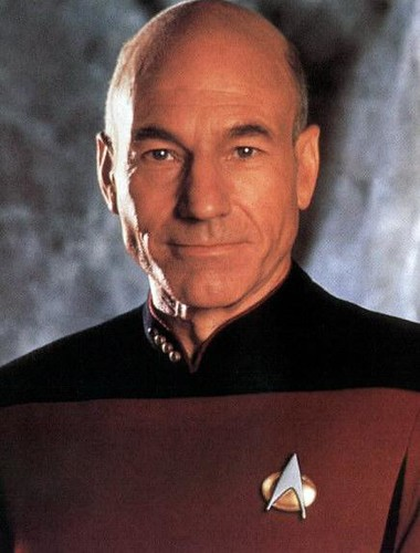 """Star Trek """"Captain Picard"""""""