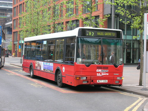 Bus Route Wonders Of Greater Manchester 3 192